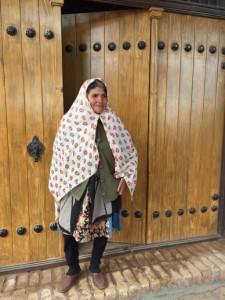 伊朗头巾的故事_7