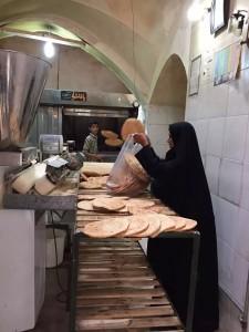 伊朗大饼全自动化生产线_1