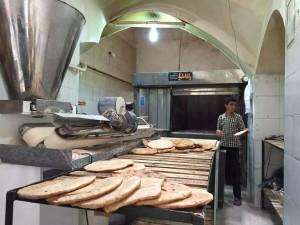 伊朗大饼全自动化生产线_3