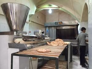 伊朗大饼全自动化生产线_4