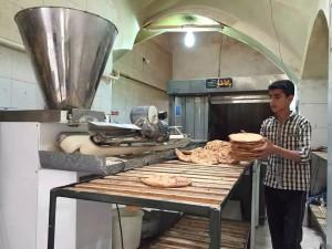 伊朗大饼全自动化生产线_5