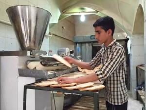 伊朗大饼全自动化生产线_6