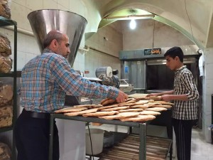 伊朗大饼全自动化生产线_7