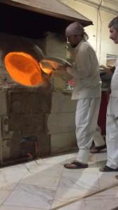 伊朗大饼半自动化生产线_2