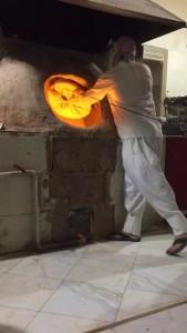 伊朗大饼半自动化生产线_3
