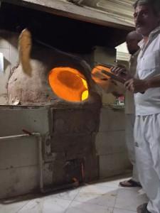 伊朗大饼半自动化生产线_5