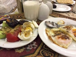 伊朗大饼食用指南_1