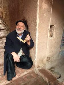 伊朗,奥比扬奈村做客_2