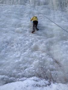 攀冰初体验_2