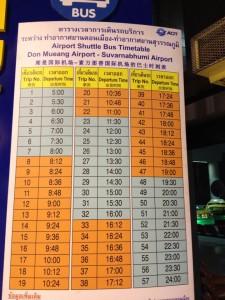 泰国曼谷廊曼机场(DMK)到素万那普机场(BKK)中转小贴士_1