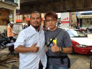吉隆坡马大叔的信仰