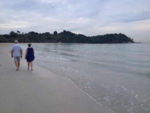 随拍Bintan海边